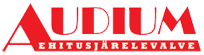 Audium Ehitusjärelvalve Logo